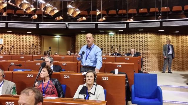 Σπύρος Τζόκας_Κογκρέσο Δήμων και Περιφερειών Ευρώπης